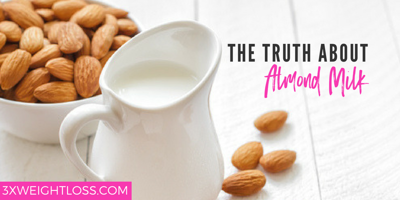 The Truth About Almond Milk (And What You're Really Drinking)